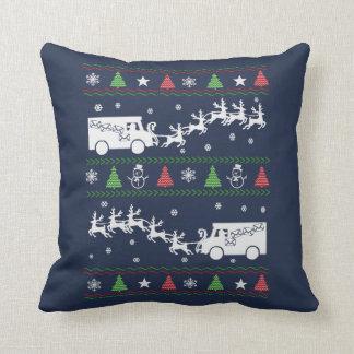 Cojín Decorativo Navidad del empleado de correos