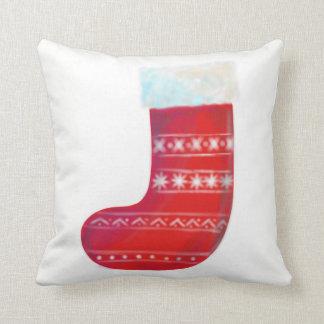 Cojín Decorativo Navidad reversible que almacena el amortiguador de