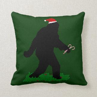 Cojín Decorativo Navidad Squatchin