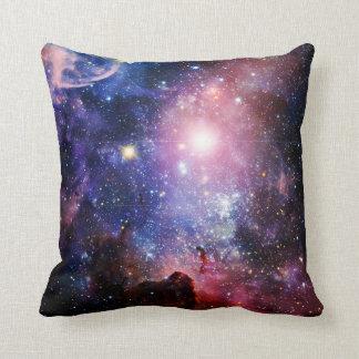 Cojín Decorativo Nebulosa fresca de la galaxia