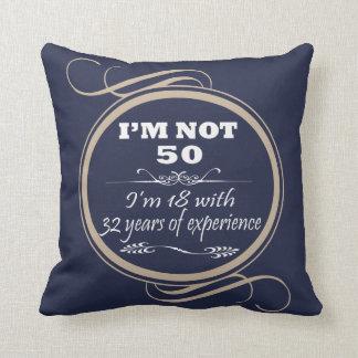 Cojín Decorativo No soy 50