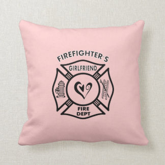 Cojín Decorativo Novias de los bomberos