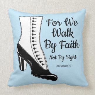 Cojín Decorativo Paseo por la fe