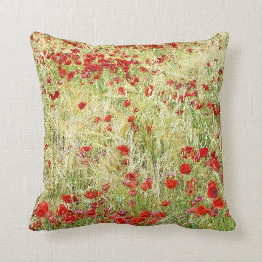 Cojín Decorativo Poppies
