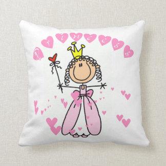 Cojín Decorativo Princesa de los corazones