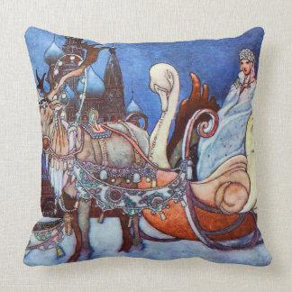 Cojín Decorativo Princesa rusa Charles Robinson Illustration