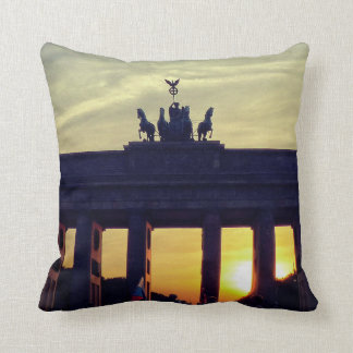 Cojín Decorativo Puerta de Brandeburgo, BERLÍN