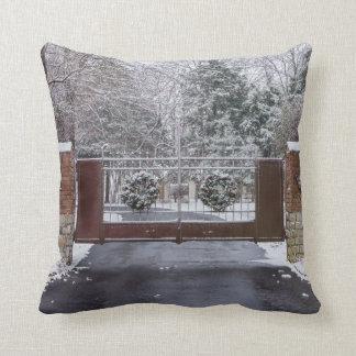 Cojín Decorativo Recepción al invierno