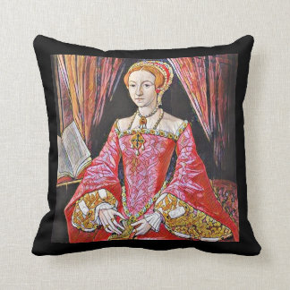 Cojín Decorativo Reina Elizabeth I