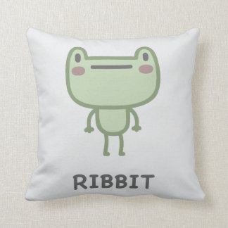 Cojín Decorativo Ribbit