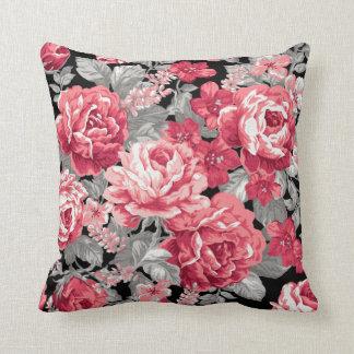 Cojín Decorativo Rosas