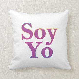 Cojín Decorativo Soja Yo (soy)
