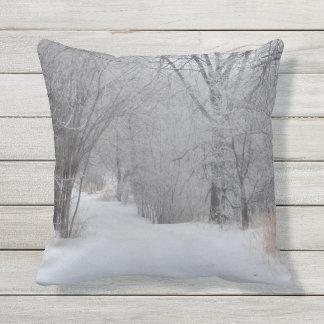 Cojín Decorativo Soledad del invierno