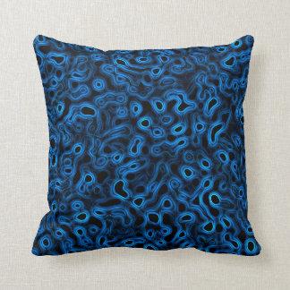 Cojín Decorativo Sueño flúido azul