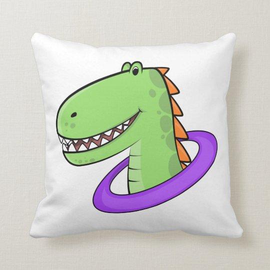 Cojín Decorativo T-Rex