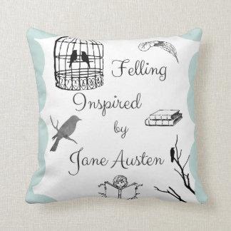 Cojín Decorativo Tala inspirada por Jane Austen