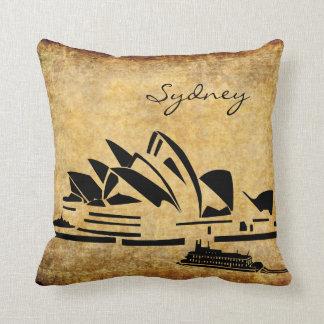 Cojín Decorativo Teatro de la ópera de la señal en Sydney Australia