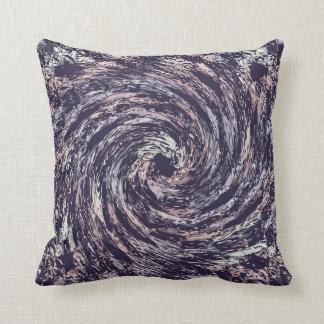 Cojín Decorativo Textura abstracta del remolino