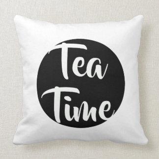 Cojín Decorativo ¡Tiempo del té!