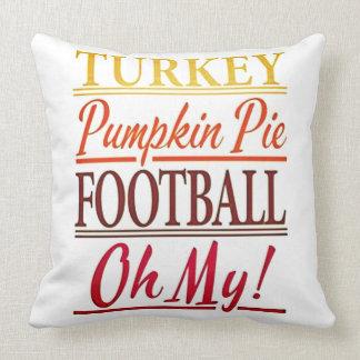 Cojín Decorativo Todo día de Turquía