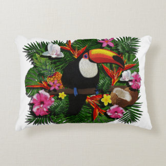 Cojín Decorativo Toucan