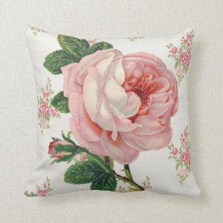 Cojín Decorativo Un color de rosa para un color de rosa
