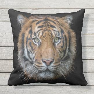 Cojín Decorativo Un tigre de Bengala