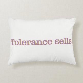 Cojín Decorativo Ventas de la tolerancia