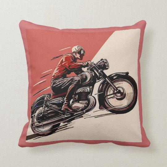 Cojín Decorativo Vintage Motorcycles