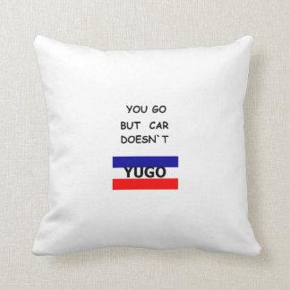 Cojín Decorativo Yugo