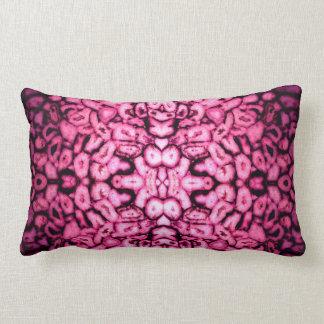 Cojín Lumbar ágatas rosadas