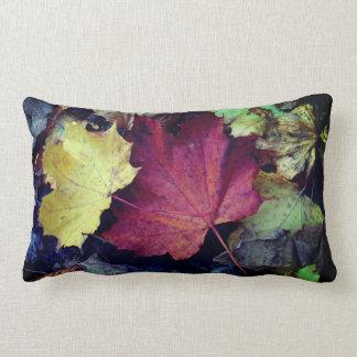 Cojín Lumbar Amortiguador de las hojas de otoño