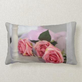 Cojín Lumbar Amortiguador lumbar color de rosa rosado