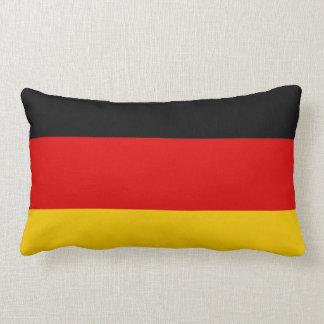 Cojín Lumbar Bandera de Alemania o de Deutschland