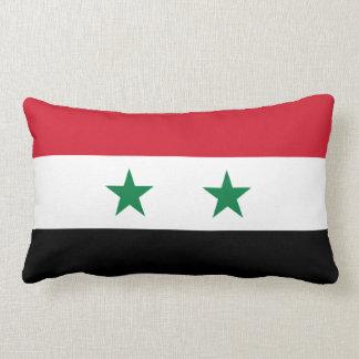 Cojín Lumbar Bandera de Siria