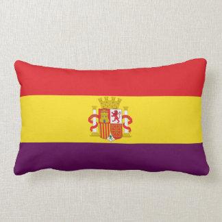 Cojín Lumbar Bandera republicana española - Bandera República