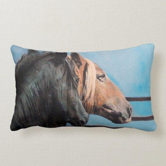 Cojín Lumbar Caballos/Cabalos/Horses