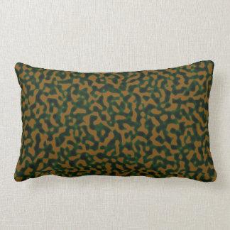 Cojín Lumbar Camuflaje Brown verde
