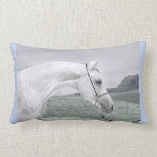 Cojín Lumbar colección del caballo. árabe