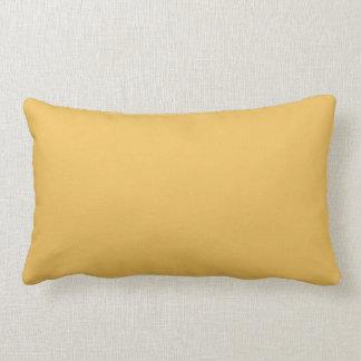 Cojín Lumbar Color (amarillo) del Mimosa