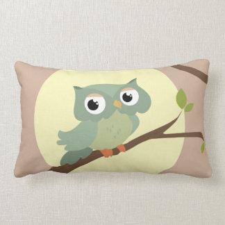 Cojín Lumbar Cute owl
