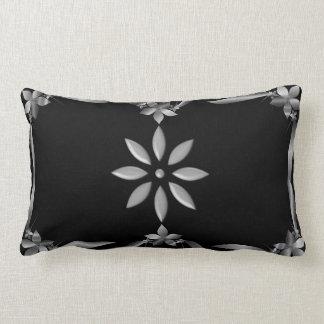 Cojín Lumbar Diseño almohada-Elegante en diseño del plata-Hogar