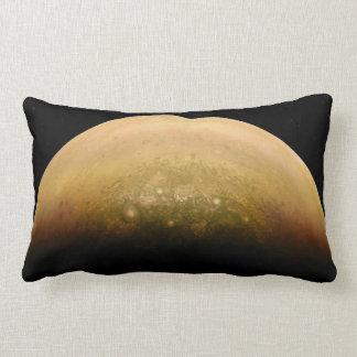 Cojín Lumbar El espacio amortigua Júpiter Sunlit