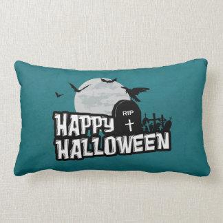Cojín Lumbar Feliz Halloween