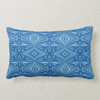 Cojín Lumbar Modelo azul elegante de moda