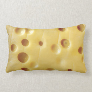 Cojín Lumbar queso suizo