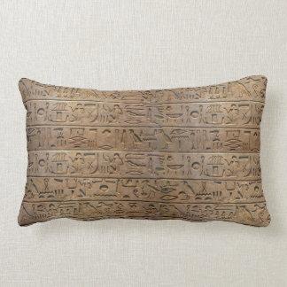 Cojín Lumbar Regalo egipcio antiguo del diseñador de los