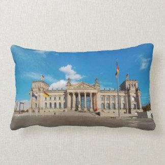 Cojín Lumbar Señal AR del edificio de Alemania Reichstag de la