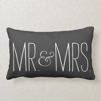 Cojín Lumbar Sr. y señora Pillow