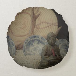 Cojín Redondo Buda